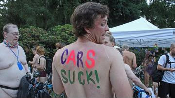 MAD OOO!!! World Naked Bike Ride festival set to hold despite Covid-19 pandemic