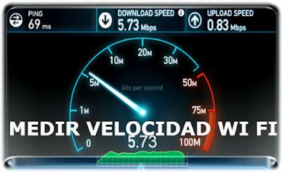 en este artículo verás como podemos medir la señal wifi de forma online y gratis para poder ver cuantos megas tienes de internet y cuantos megas te libera tu compañía proveedora de Internet
