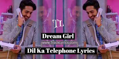 dil-ka-telephone-lyrics
