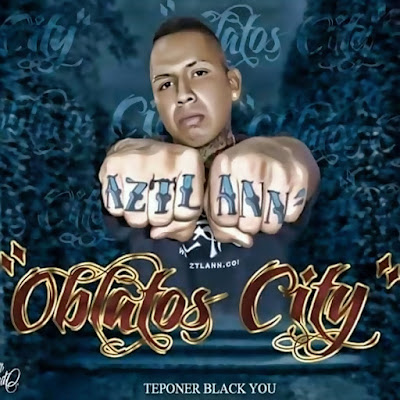 Teponer Black You - Oblatos City