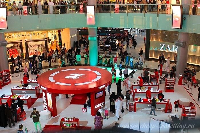 Дубайский молл