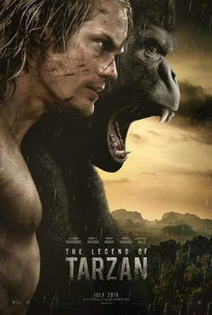 La Leyenda de Tarzan (2016) DVDRip Latino