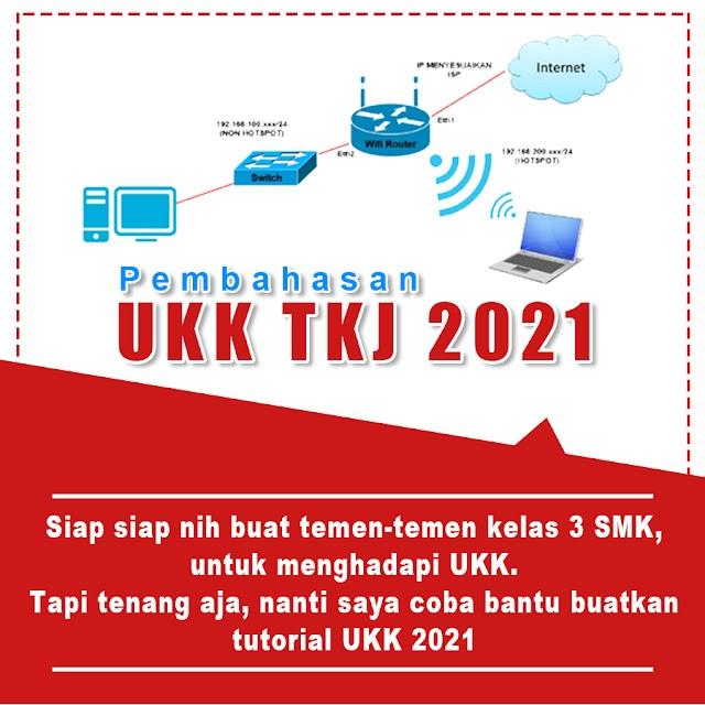 Pembahasan Simpel Prediksi UKK TKJ 2021