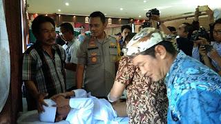 HUT Bhayangkara, Polres Cirebon Gelar Sunatan Massal