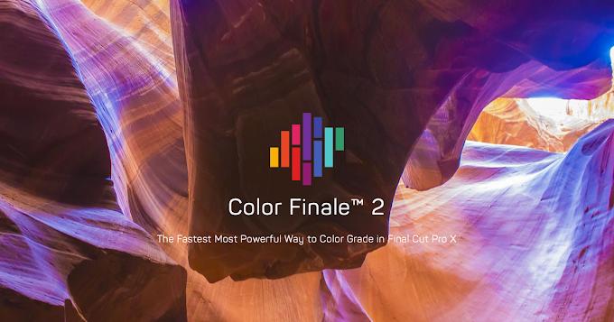 Color Finale Pro 2.2.8[Professional Color Grading][Final Cut Pro X][TNT]