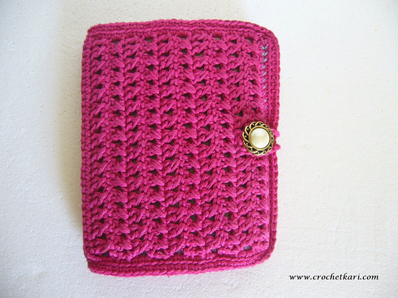 Priscilla crochet hook case