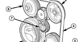 Wiring Diagram Blog: 2012 Dodge Ram 2500 Belt Diagram