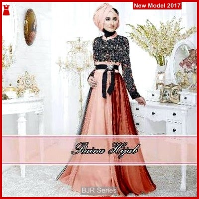 BJR097 D Raina In Peach Murah Grosir BMG