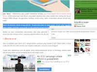Cara Mengetahui Blog yang Mengcopy Artikel Kita