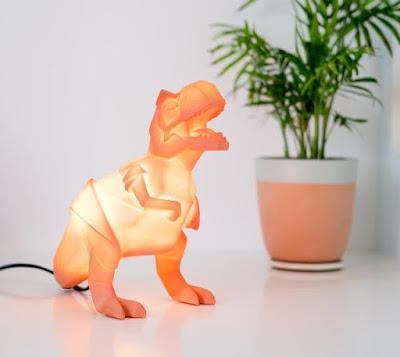 T-Rex Lamp