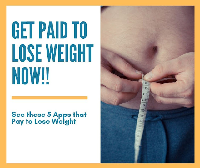 5 Apps that pay you to lose weight