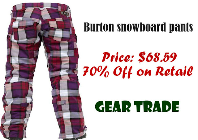 Review of One of the Best Burton Snowboard Pant for Women