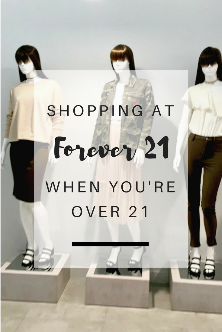 Forever 21 Shopping Tips & Tricks - Ioanna's Notebook