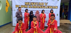 Tapak Suci MBS Purwokerto Tampil di Musycab IPM