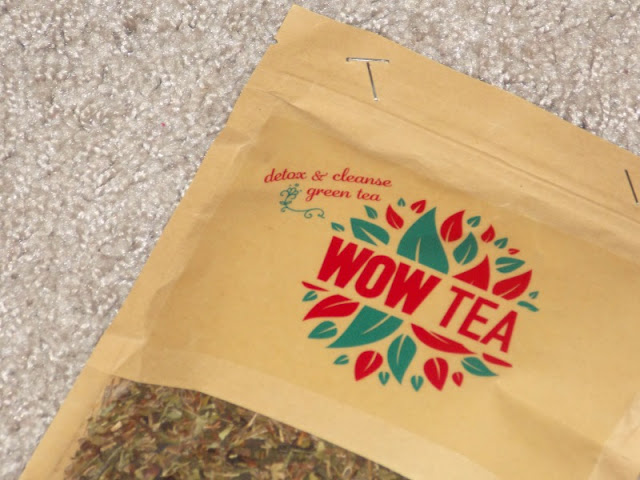 wow tea recenzija detox caj tea livinglikev fashion blogger living like v