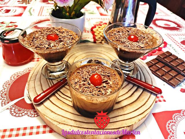 Natillas De Café Y Caramelo