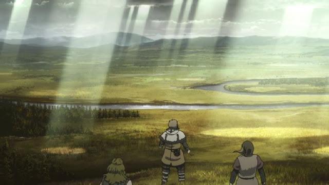 vinland saga episode 1 review