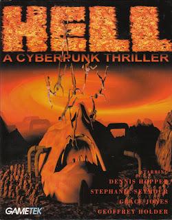 Portada videojuego Hell A Cyberpunk Thriller