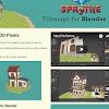 Sprytile Blender Addon:物体モデル作りに!マップチップでモデリング!