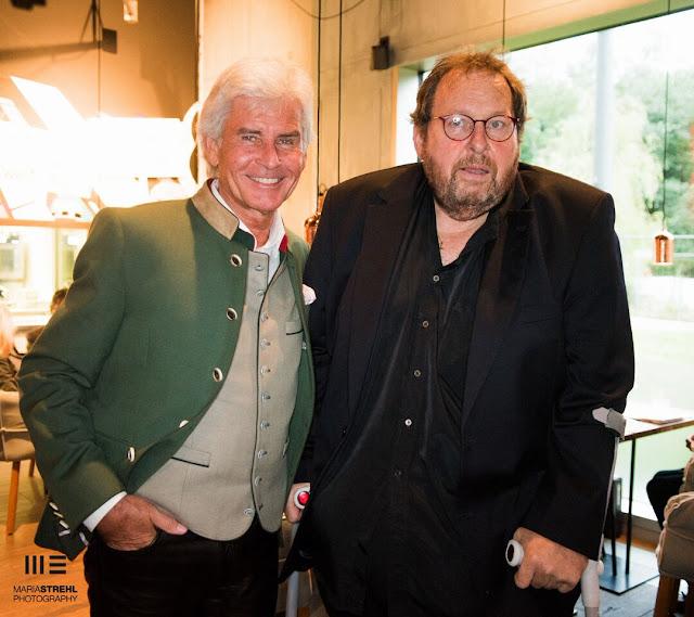 Frederic Meisner und Ottfried Fischer