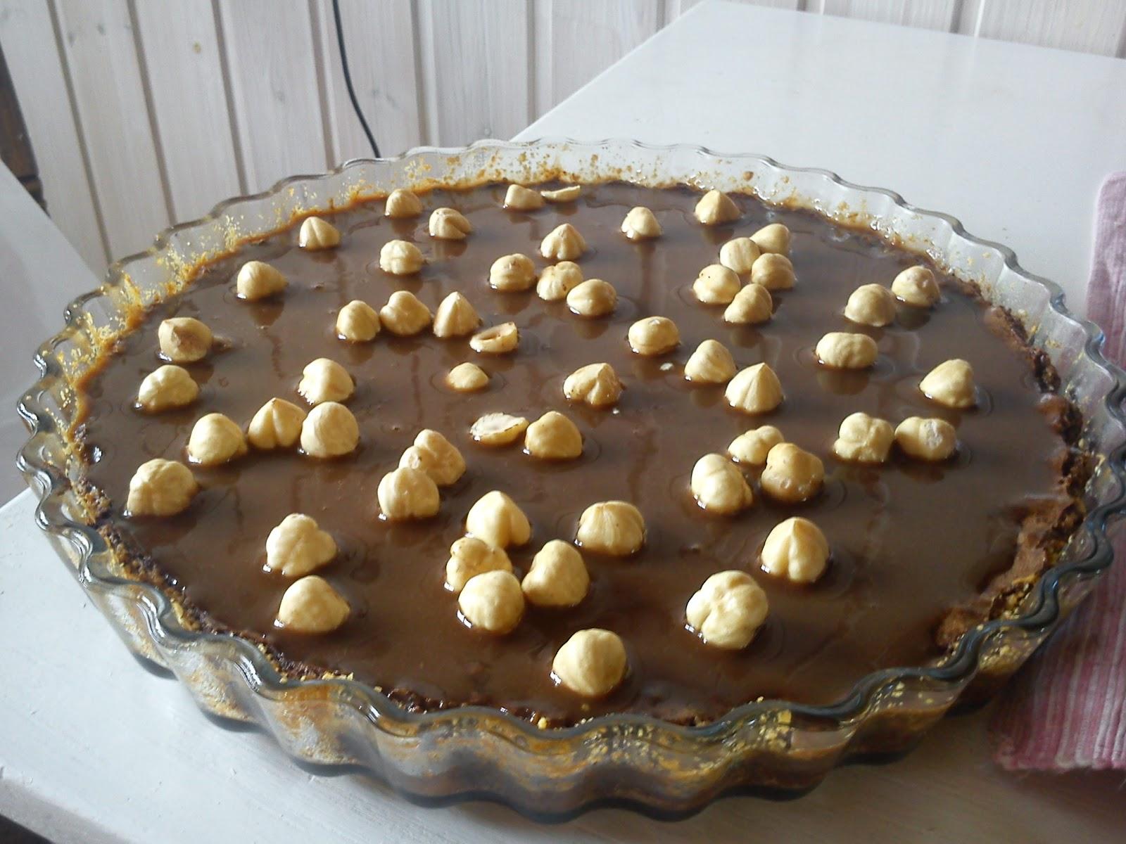 kan man smälta choklad i kastrull