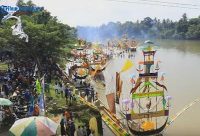 sejarah adat perahu baganduang
