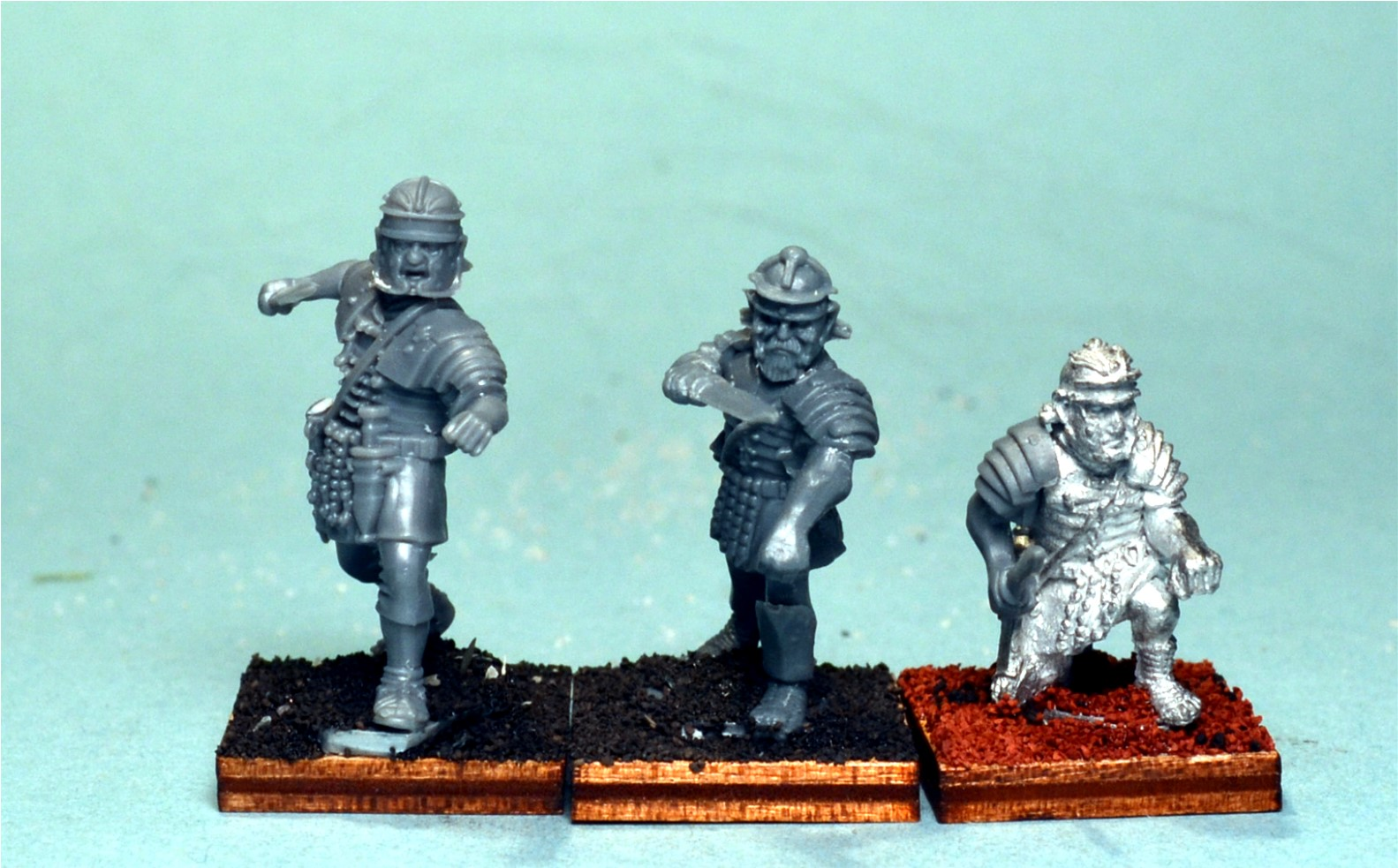 Early Imperial Roman Legionaries – Victrix Product Review