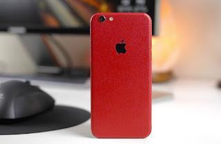 """آبل تطلق """"آيفون 7"""" باللون الاحمر لمكافحة الإيدز Iphone 7 Red"""