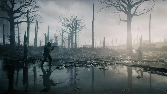 YouTuber Improves Battlefield 1 Graphics with Ray-Traced Reshade