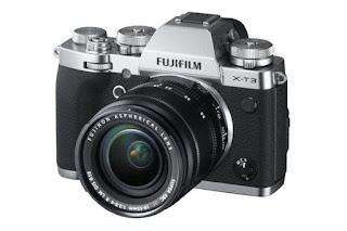 Fujifilm X-T3 - Kamera Mirrorless Terbaik di 2020
