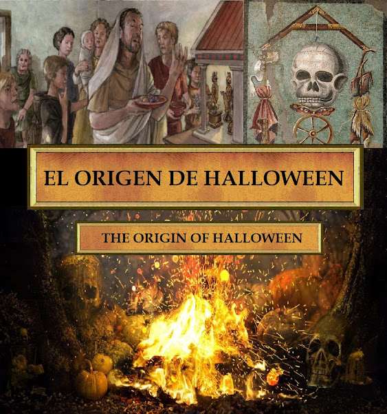 Es bien conocido por todos que su origen más lejano se remonta al Samhain, la festividad celta. Y aunque esto es cierto, el significado de esta fiesta es muy distinto al que hoy en día tiene Halloween.