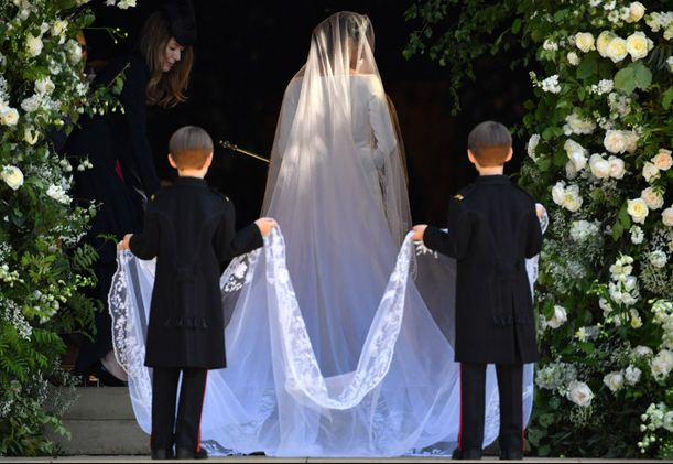 Prince Harry on the Wedding Day