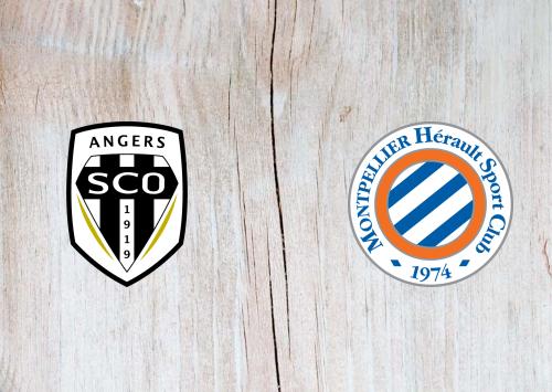 Angers SCO vs Montpellier -Highlights 04 April 2021