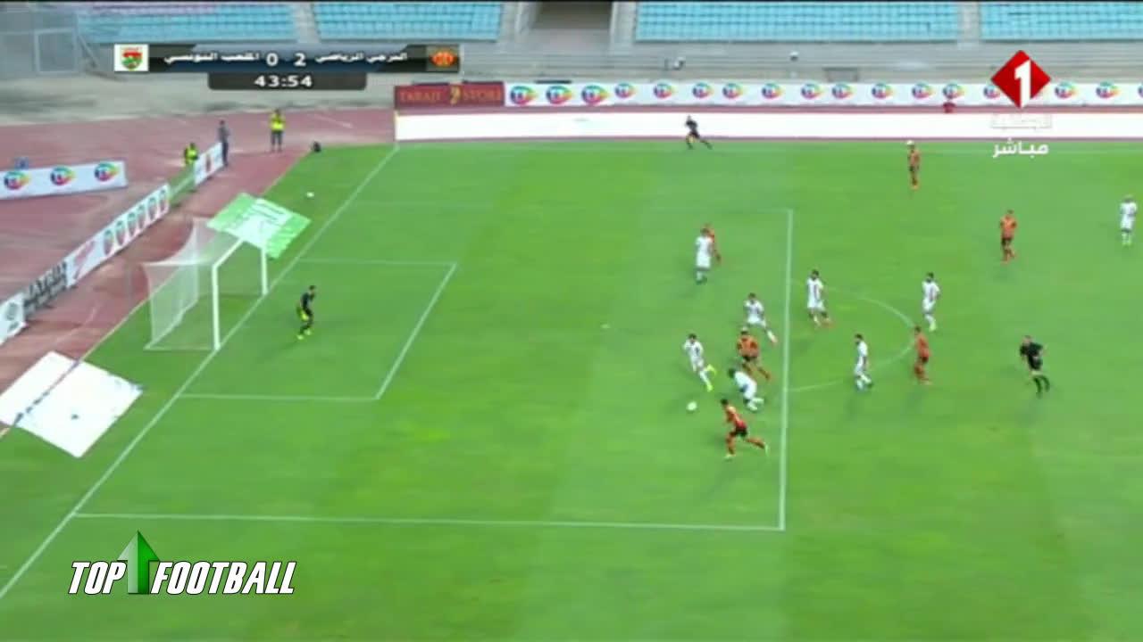 أهداف مباراة الترجي التونسي 2-1 الملعب التونسي بتاريخ 2020-08-23 الرابطة التونسية لكرة القدم