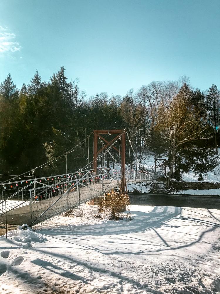 Antrim Streamside Bridge