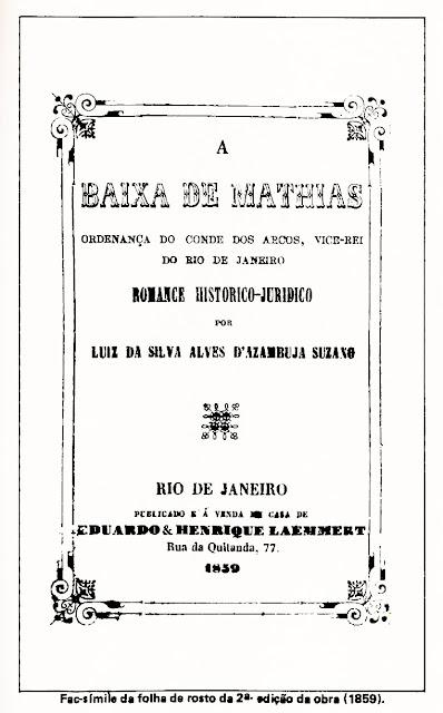 Folha de rosto da segunda edição.
