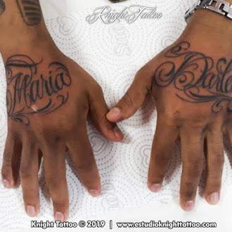 #tatoos #handtattoo #letters