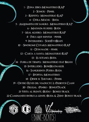 Bastardos Sin Gloria - Monasterio Rap