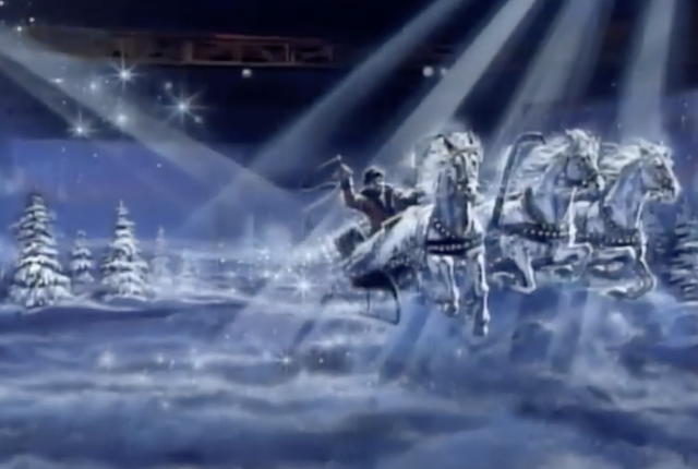 Russia Bells of Change Concept Art Epcot Disney World