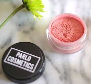 Parlo Cosmetics Natural Mineral Blush in Pretty, Pretty Princess