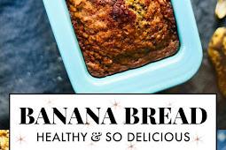 Healthy Banana Bread!