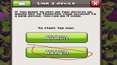 How to Transfer Clash of Clans from Android to iPhone/iOS Device