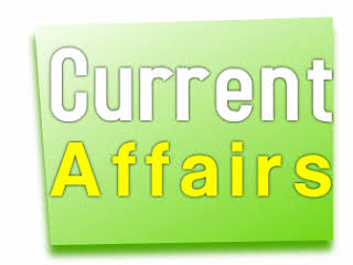 CURRENT AFFAIRS FROM JULY-2016 TO MAY-2017