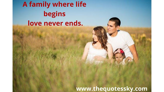 [999+ BEST] Family Quotes and Status for Instagram