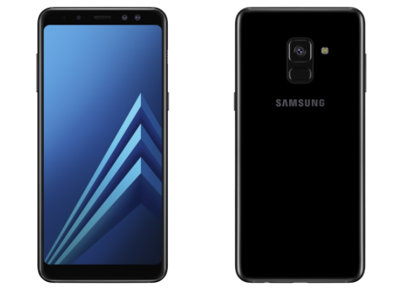 Samsung Galaxy A8 (2018) and A8+ (2018) unveiled with 6-inch FHD+ Infinity display and dual selfie cams