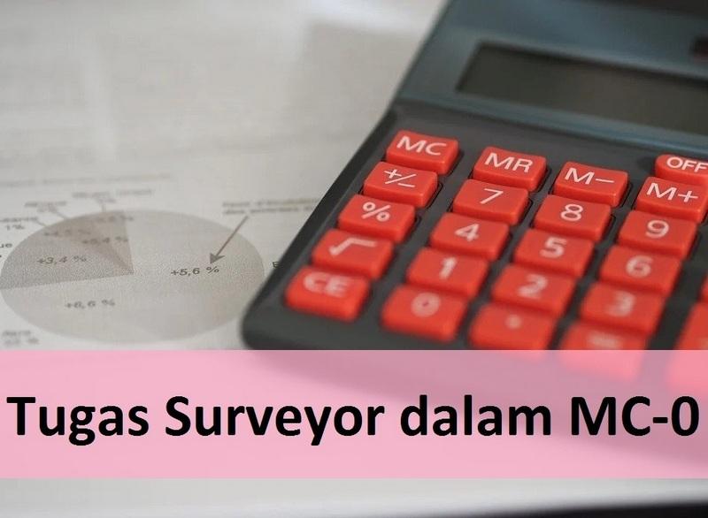 Pengertian Mc 0 Dan Tugas Surveyor Dalam Laporan Mc 0 Pengadaan Barang Dan Jasa