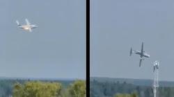 Nguyên mẫu vận tải cơ Il-112V gặp nạn sau vụ cháy động cơ trên máy bay