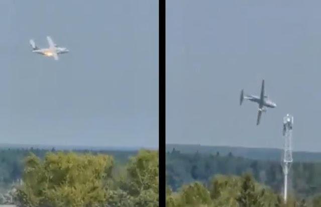Vụ tai nạn tại hàng không ở Nga