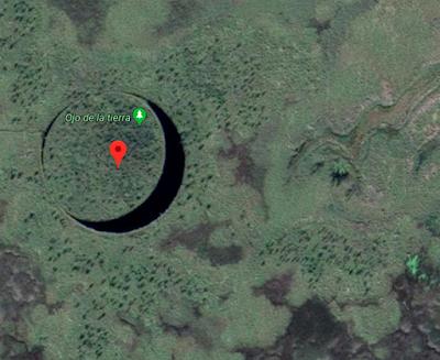nouvel ordre mondial | Une base extraterrestre découverte en Argentine?