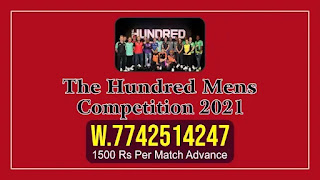The Hundred Mens Competition 100 Balls, Match 2nd: LDN vs BRM Today cricket match prediction 100 sure